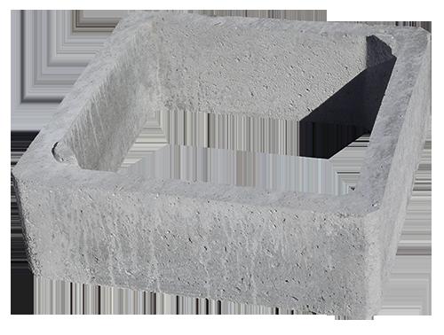 Regards eaux pluviales sn girard une gamme compl te de for Rehausse beton 50x50 castorama