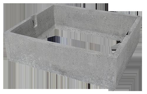 Regards compteur d 39 eau sn girard une gamme compl te de - Rehausse chambre de visite beton ...